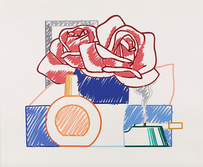 Tom Wesselmann, 'Scribble Version of Still Life #58', 1992
