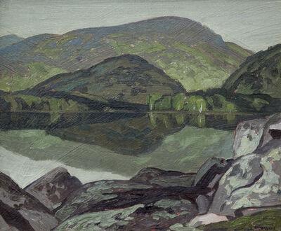 A.J. Casson, 'After The Rain, Lac Lapeche'