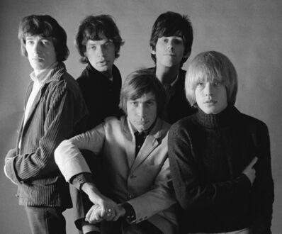 Gered Mankowitz, 'The Rolling Stones. Masons Yard. ', 1965