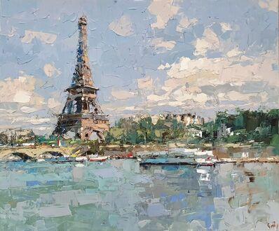 Frank Getty, 'Parisian Grandeur ', 2021