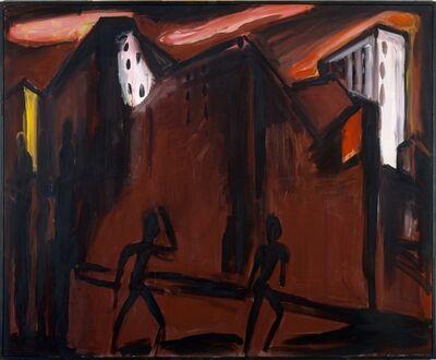 Helmut Middendorf, 'Untitled (Berlin, Night)', 1982