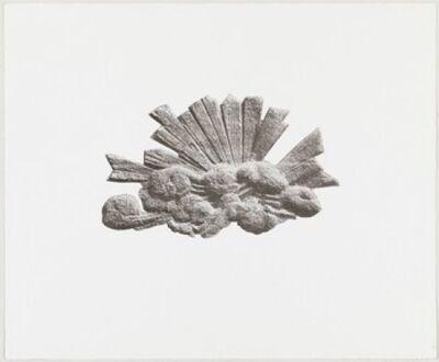 Carla Zaccagnini, 'Imposible pero necesario: petrificación (set of 12 lithographs)', 2010