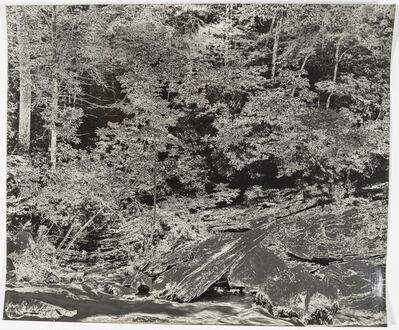 Gesche Würfel, 'Linville Falls, NC (1), version 1', 2020-2021