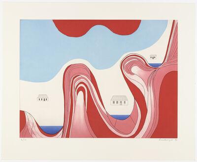 Louise Bourgeois, 'Lacs de Montagne', 1997