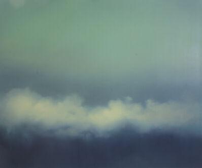 Jenny Pockley, 'Cloudbank green ', 2018