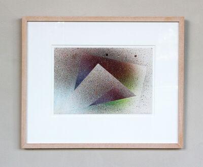 Ian Stephenson, 'The second triangular series: Futura IV', 1974