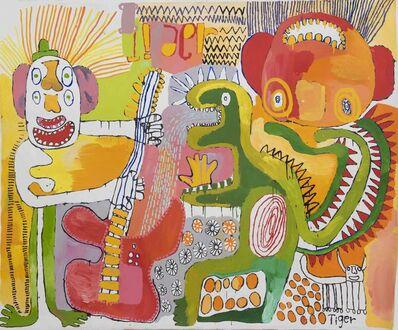 Tiger Yaltangki, 'Malpa Wiru (Good Friends)', 2019