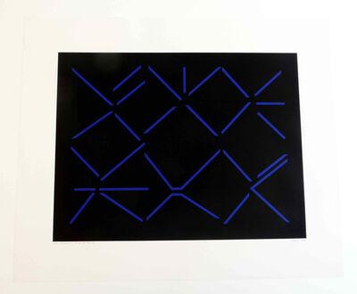 Geneviève Claisse, 'Condensation critique du vide III ', 1991
