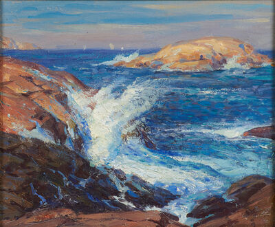 George William Sotter, 'Off Cape Ann'