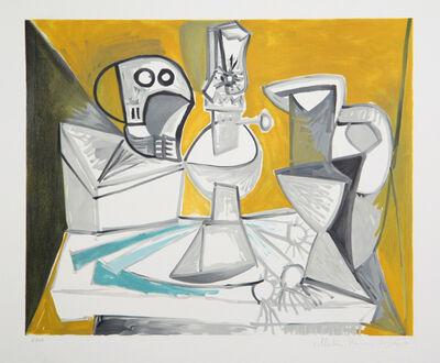 Pablo Picasso, 'Tete de Mort, 1945', 1979-1982