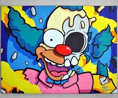 "GONDEKDRAWS ""Matt Gondek"", 'Krusty Deconstructed', 2016"