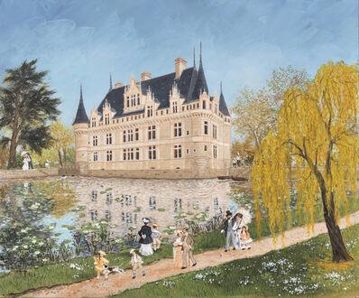Fabienne Delacroix, 'Le Chateau Azay le Rideau Le Chateau ', 2019
