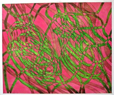 Stanley William Hayter, 'GEMINI', 1970