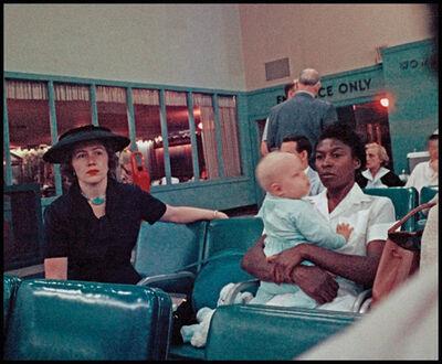 Gordon Parks, 'Airline Terminal, Atlanta, Georgia', 1956