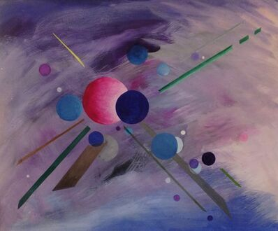 Rolph Scarlett, 'Untitled', ca. 1940-1945