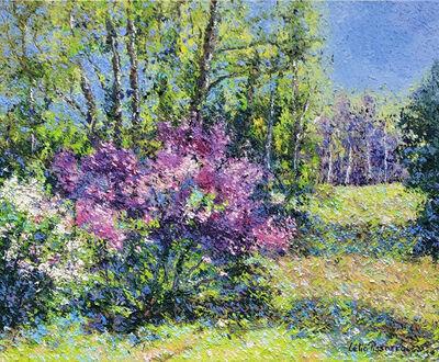 Lélia Pissarro, 'Le Jardin de David et Lélia', 2020