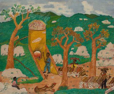 Sénèque Obin, 'Four a Chaux ', 1950-1955