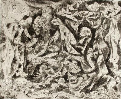 Jackson Pollock, 'Untitled, 1078 (P16)'