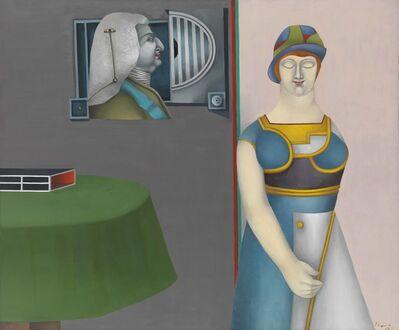 Richard Lindner, 'The Couple', 1955