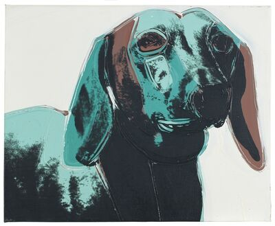 Andy Warhol, 'Cats and Dogs (Amos)'
