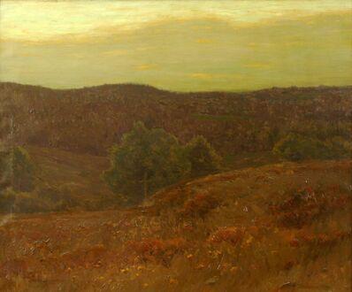 Charles Warren Eaton, 'Berkshire Hills, Autumn', ca. 1910