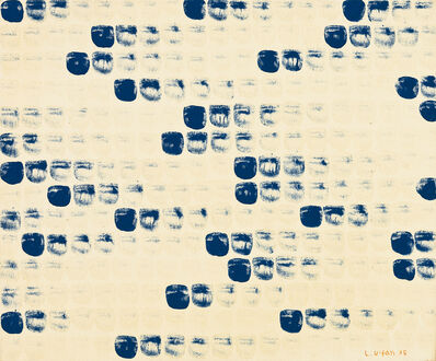 Lee Ufan, 'From Point', 1975