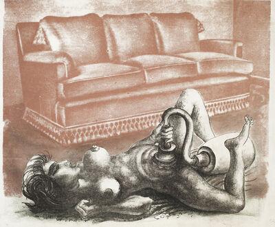 """Antonio Berni, ' Untitled (No. 1). De la serie """"La Obsesión de la Belleza"""" ', ca. 1976"""