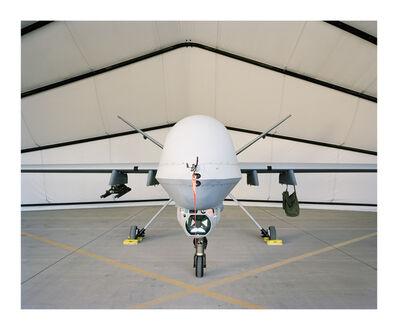 Sean Hemmerle, 'Reaper Drone in Temporary Hangar, Holloman AFB, NM', 2012/2019