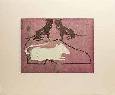 Fay Jones, 'Small Monoprint 3', 2007