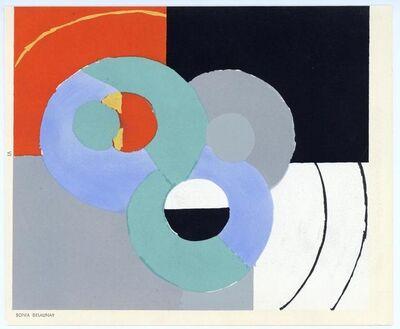 Sonia Delaunay, 'Témoignages pour l'art abstrait', 1952