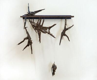 Robert Mallary, 'Cliffhangers - Maquette', 1963-1964