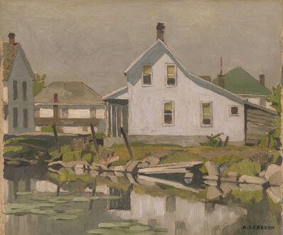 Alfred Joseph Casson, 'Arden Village', 1957
