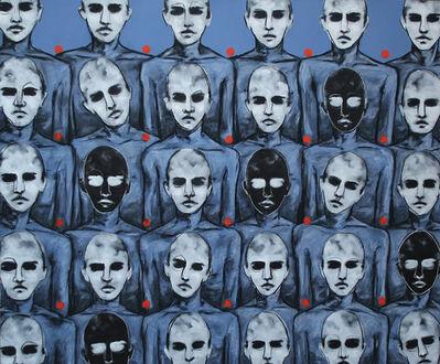 Iqi Qoror, 'Clone', 2013