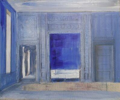 Pierre Bergian, 'L'alcove bleu   ', 2019