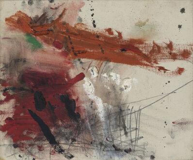 Gene Davis, 'Red Violence', 1957