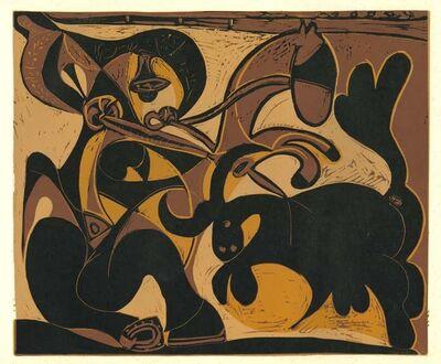 Pablo Picasso, 'La Pique', 1962