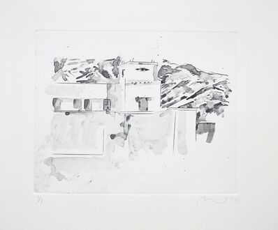 Mary Wafer, 'Alike Buildings', 2011