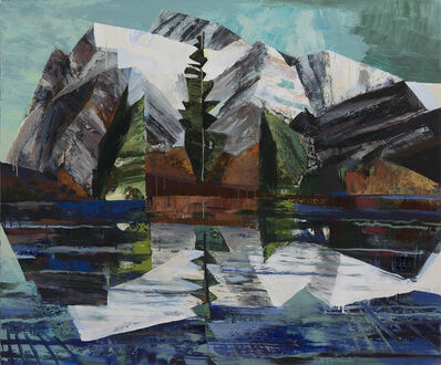 Lucinda Parker, 'Picture Lake', 2017