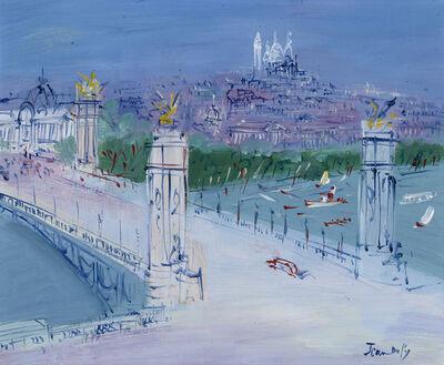 Jean Dufy, 'Paris, le Pont Alexandre III', ca. 1960