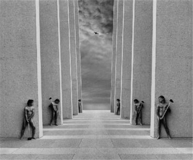 Misha Gordin, 'The Fifth Column', 1982