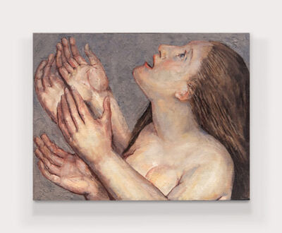 Evelyn Williams, 'Mother Singing II', 2001