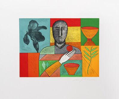 Mimmo Paladino, 'Mathematico 4', 2001