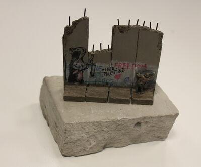 Banksy, 'Walled off Hotel - Slingshot Rat', 2019