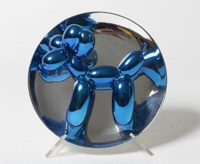 Jeff Koons, 'Balloon Dog (Blue) 2002', -2010