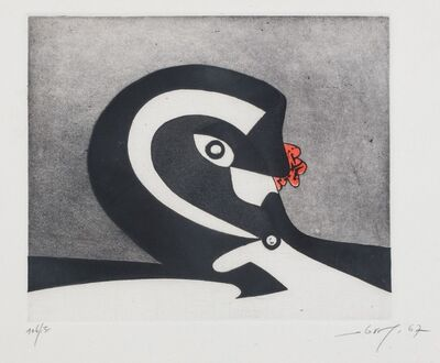 Gianni Dova, 'Composition', 1967