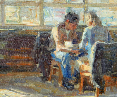 Quang Ho, 'St. Marks Morning', Unknown
