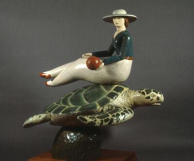 David Everett, 'Tortuga', 1986