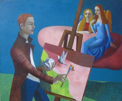 Marta Shmatava, 'His Muses', 2014