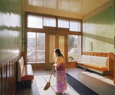 Janet Delaney, 'Shantiben Dahyabhai Patel, Park Hotel, 1040 Folsom Street, 1980 from South of Market 1978-1986 ', 1980