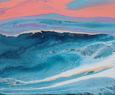John Redick, 'Sunset Wellfleet', ca. 2017
